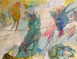 Lovebird - Dionne Lew